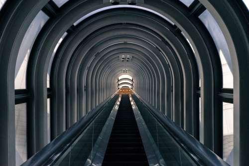 Escalator Stairs, Japan