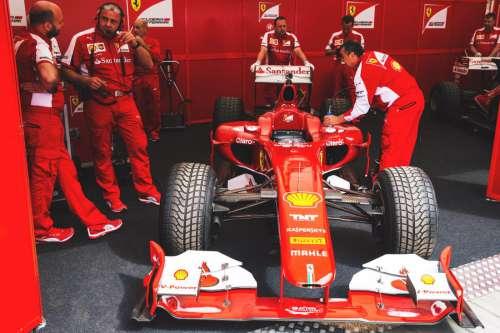 Ferrari Formula 1 Team