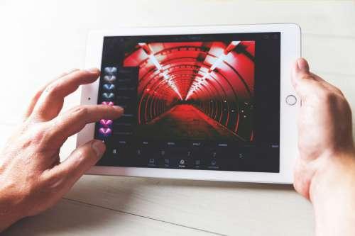 iPad Edit