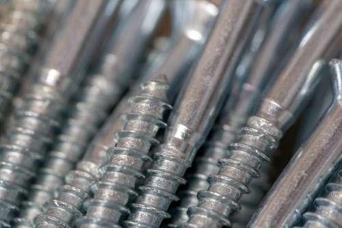 Macro Metal Screws