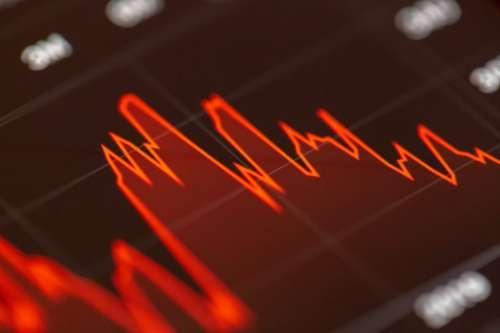 Stocks Graph Abstract