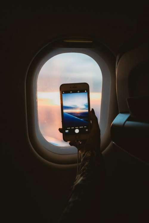 Photo From Plane Window