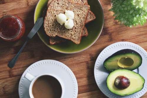 Breakfast Bread & Butter