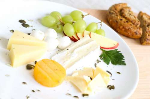 Cheese & Grapes