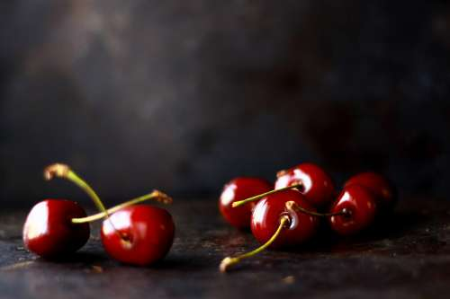 Cherries Dark