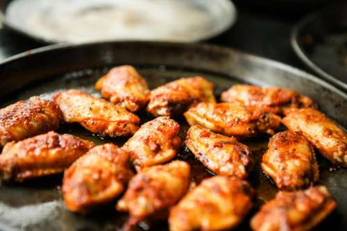 Cooking Chicken Wings