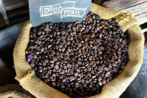 Coffee Beans Sack