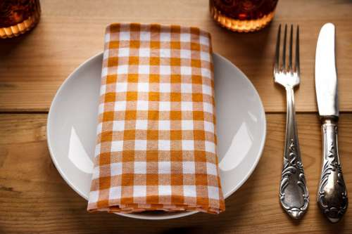 Dinner Table Cover