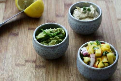 Guacamole & Hummus