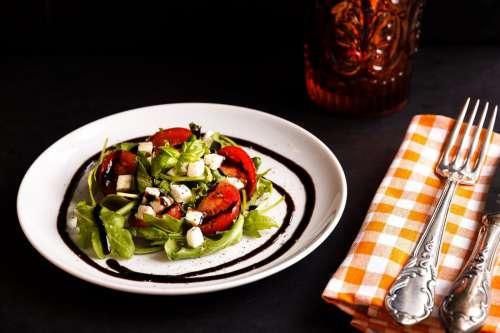 Mozzarella Cheese Salad