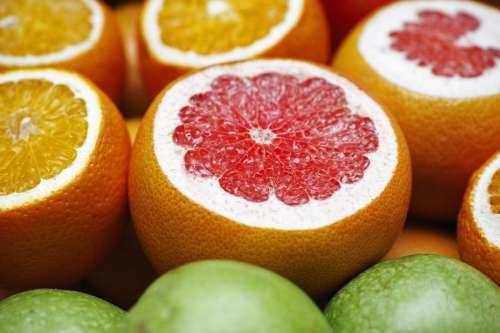 Oranges & Apples Fruit
