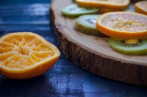 Oranges & Kiwifruits