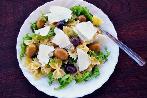 Feta Cheese Pasta Salad