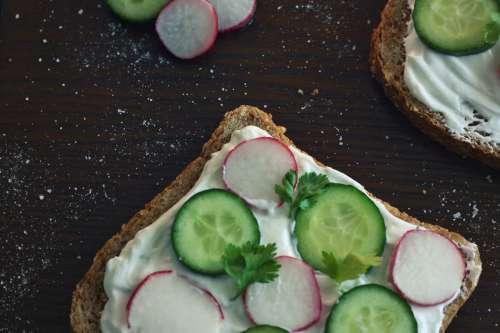 Cucumber S&wich
