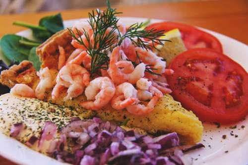 Shrimps Lunch