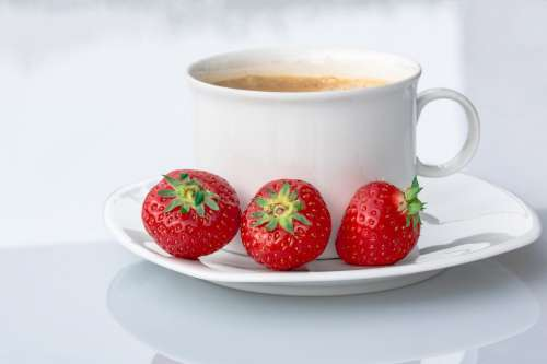 Coffee & Strawberries