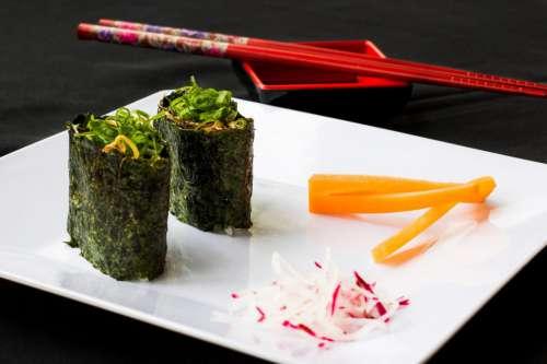 Sushi Vegetables