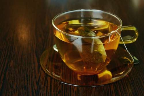 Fresh Cup of Tea