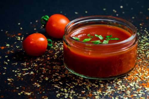 Tomato Sauce Dip