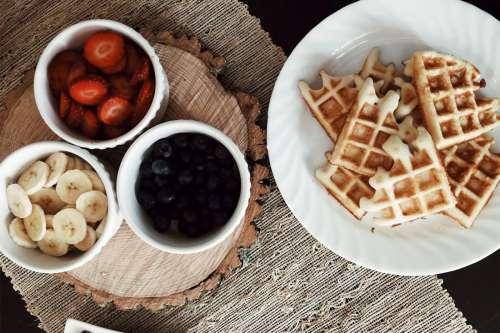Waffles Overhead