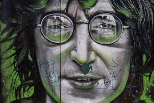 Musician Street Art