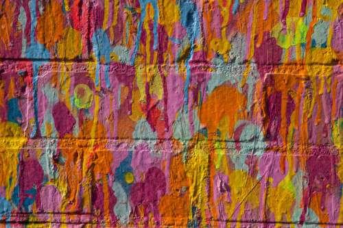 Multi-Colour Paint