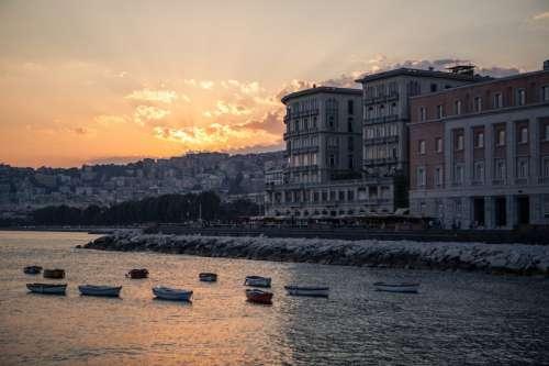 Napoli Coastline