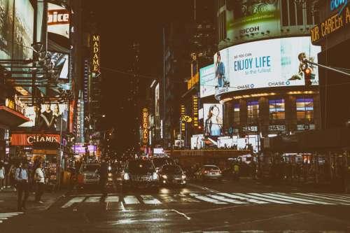 Night Time, NYC