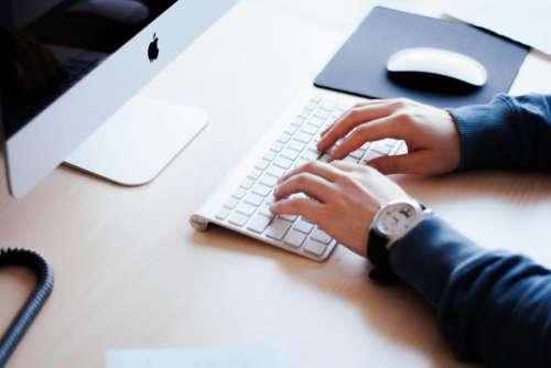 Office Worker Online