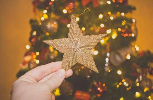 Gold Star Christmas