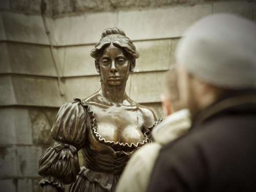Statue Dublin