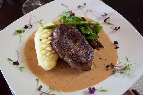 Steak Potato Restaurant