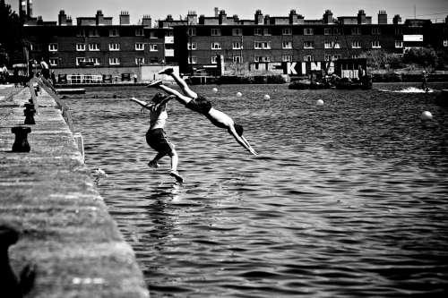 Dive into the Sea