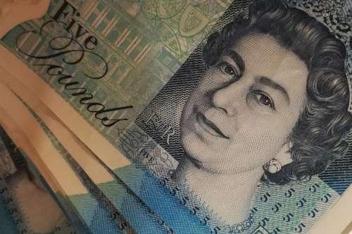 British Pounds Money