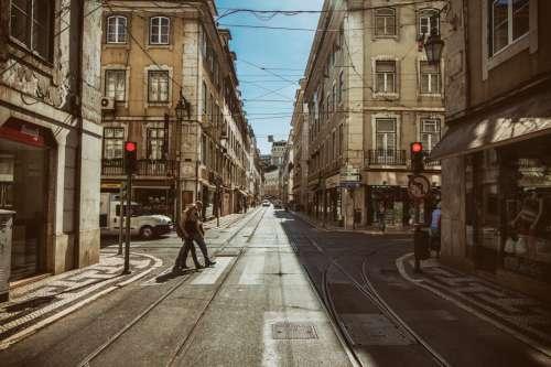 Red Lights, Lisbon