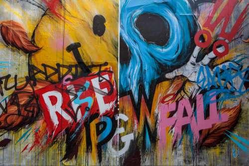 Rise Street Art