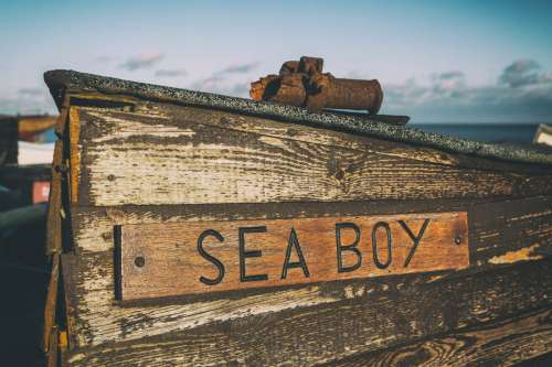 Sea Boy