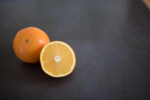 Delicious Sliced Oranges