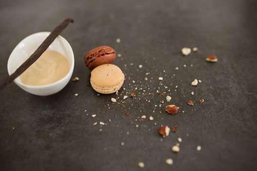 Macaron and Cream