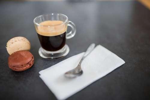 Espresso Coffee & Macaroons