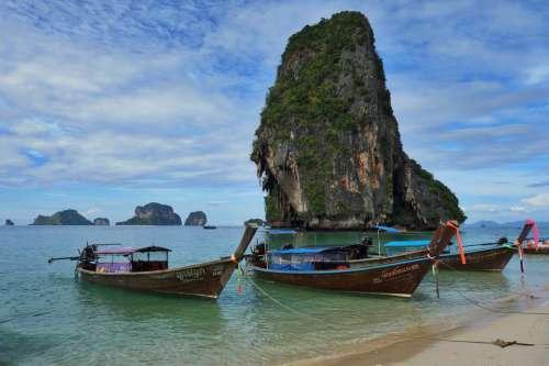 Thailand Coast