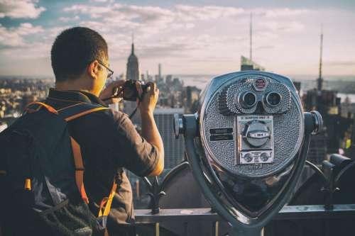 Tourist, NYC