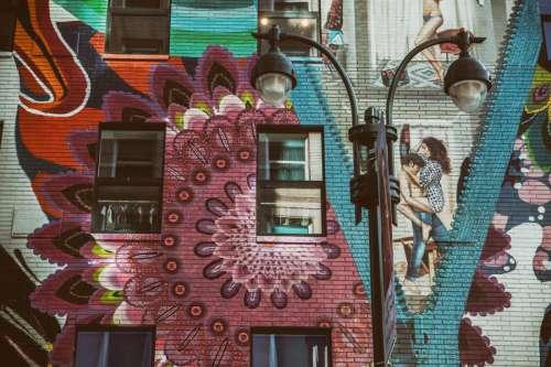 Wall Art, NYC