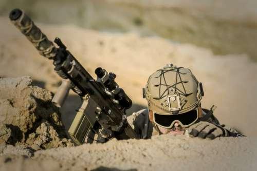 War Soldier