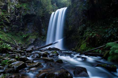 Waterfall Exposure