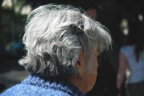 Senior Grandma