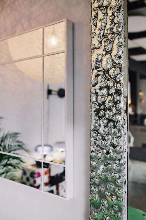 Details of designer lamps