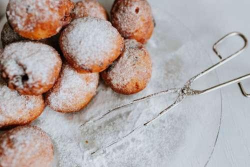 Pączki - Traditional polish doughnuts