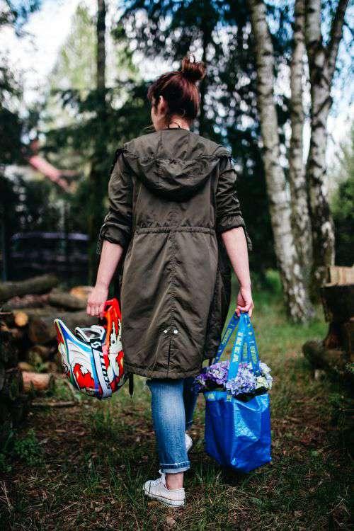 THE TOP TREND THIS SEASON - IKEA's FRAKTA Shopping Bag