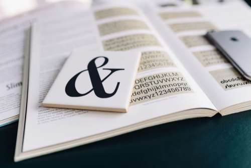 Typography Book